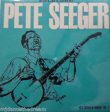 PETE SEEGER - In Concert Vol 2 ~ VINYL LP