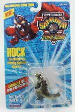 SUPER HUMAN SAMURAI SYBER SQAUD HOCK MINIATURE ACTION FIGURE