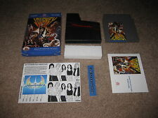 Journey - Nintendo NES - Complete - Hogmaw Interactive - Steve Perry Band Game