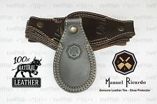 Genuine Leather Toe/Shoe Protector - Manuel Ricardo of PORTUGAL - Clay Shooting