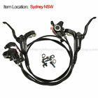 SHIMANO BR-BL-M355 Hydraulic Disc Brake Set Front and Rear Black