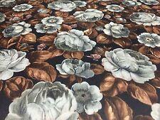 Vintage Fabric - Harriet's Flowers - Vintage Dress Fabric