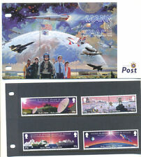 Isle of Man-Space set mnh and Pres.Pack -Space Travel- Ships