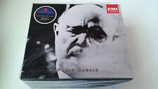 """PABLO CASALS """"THE COMPLETE EMI RECORDINGS"""" 8 CD BOX SET PAU"""
