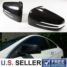 2014-2017 Mercedes Benz CLA250 CLA45 GLA250 CLA45 AMG Carbon Fiber Mirror Covers