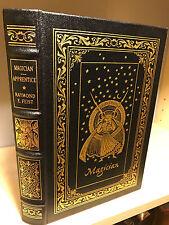Easton Press Magician Apprentice by Raymond E. Feist SIGNED     Sci Fi/ FANTASY