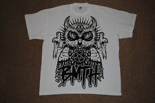 BRING ME THE HORIZON OWL JUMBO T SHIRT XL NEW OFFICIAL BMTH OLLIE SYKES METAL