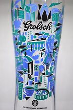 Special GROLSCH Unconventional Art Pint Glass by Tradition FOOD & RESTAURT Image