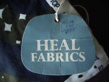Large 1970s Vintage Heals Fabric. Crescendo by Barbara Brown . STILL ROLLED