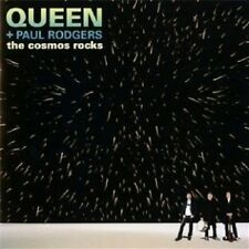 QUEEN & PAUL RODGERS - THE COSMOS ROCKS  CD 14 TRACKS ROCK / POP NEU