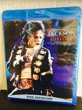 Michael Jackson History World Tour Live in Munich Blu-Ray Disc