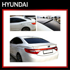 Rear Roof Glass Wing Spoiler Painted for Hyundai Azera Grandeur HG 2011 - 2013
