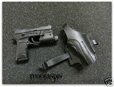 1/6 HotToysVGM16 Biohazard RESIDENT EVIL 4 Ada Wong Pistol Leg Holster