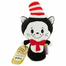 """Hallmark itty bitty bittys Dr. Seuss """"The Cat In The Hat"""" - Limited Edition NWT"""
