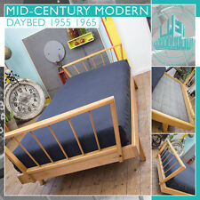 DRESSY NEW & VINTAGE MID CENTURY MODERN SOFA DAYBED RECAMIERE DE ROCKABILLY ÈRE