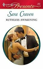 Ruthless Awakening (Harlequin Presents), Sara Craven, 0373128630, Book, Very Goo
