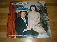 JIMMY SWAGGART we'll talk it over LP Record - Sealed