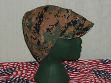 USMC Camouflage Woodland: Red's  American Made: Welding, Biker Hats $6.50 each