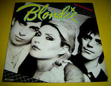 PHILIPPINES:BLONDIE - Eat To The Beat LP,Record,Vinyl,Debbie Harry,Dreaming,rare