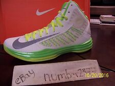 NEW Nike Hyperdunk Glow in the dark laces size 11.5 undefeated