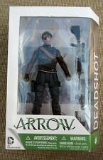 DC green arrow série tv deadshot figure