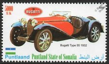 1932 BUGATTI Type 55 Sports Car Automobile Stamp