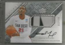 2013-14 Exquisite Basketball Jamaal Franklin Auto Patch Rookie Card # 111/199