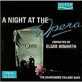A NIGHT AT THE OPERA CD THE GRIMETHORPE COLLIERY BAND BRASS MUSIC