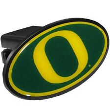 Oregon Ducks Durable Plastic Oval Hitch Cover NCAA Licensed Football Truck Tow