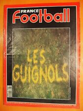 France Football-2475-14/09/1993 -Les Guignols-Finances de l'OM-Nationals 1 & 2