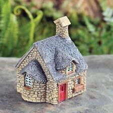 Micro Mini Grandma's Cottage GO 17357 Miniature Fairy Garden Gnome by Fiddlehead