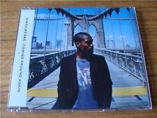CD Single: Simon Webbe : Coming Around Again  CD1 Blue