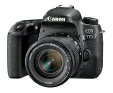 Canon EOS 77D Gehäuse / Body + EF-S 18-55 mm IS STM ! 77 D 18-55mm