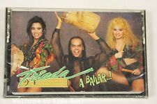 A Bailar by Triada (1992) Label: Sony U.S. Latin(Audio Cassette Sealed)