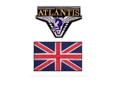 Stargate Atlantis 2 flicken Mannschaft England atlantis team England patches