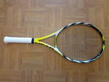 Head Microgel Extreme Midplus 100 head 4 1/2 grip Tennis Racquet