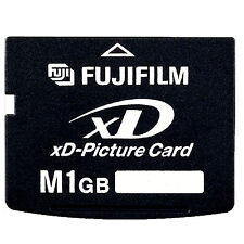 Fujifilm XD 1GB Type M XD-Picture Memory Card for Digital Cameras Free Shipping
