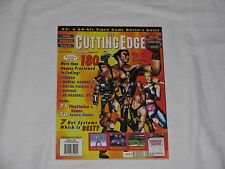 The Cutting Edge Magazine, Presented by GamePro: Spring 1996 ~ FREE SHIPPING!