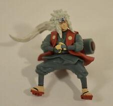 """2002 Jiraiya Rasengan 2.75"""" Action Figure Naruto Shonen Jump Shippuden"""