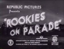 ROOKIES ON PARADE 1941 (DVD) RUTH TERRY, BOB CROSBY, WILLIAM DEMEREST