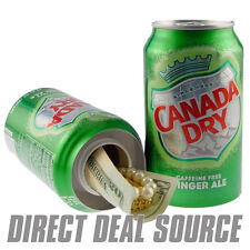 Dry Ginger Ale Diversion Safe Vault Container - PROTECT CONCEAL VALUABLES