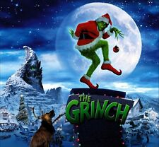 THE GRINCH : Pellicule Cinema / Bande Annonce 35 mm / Trailer / JIM CARREY