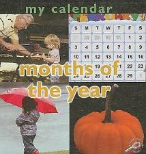 My Calendar: Months of the Year (Concepts) (Concepts (Hardcover Rourke))
