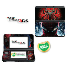 Spiderman Vinyl Skin Sticker for NEW Nintendo 3DS (with C Stick)