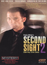 Second Sight 2, Very Good DVD, James Greene (III), Helen Hathorn, Selina Boyack,