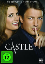 Castle - Die komplette 4. Staffel (Nathan Fillion - Stana Katic)     | DVD | 258