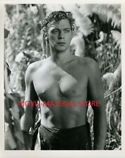 """Johnny Weissmuller Tarzan Escapes 8x10"""" Photo From Original Negative #M2091"""