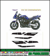 kit adesivi stickers compatibili fazer fz6 2002 old style
