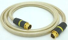 Straightwire Silver-S 1.5 meter S-video cable