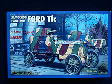 FORD TFC ARMOURED CAR, RPM 72100, SCALE 1/72